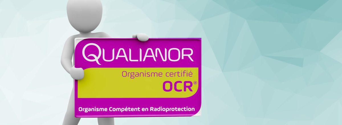 Certification OCR